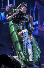 KATY PERRY Performs at Witness Tour in Montreal 09/19/2017