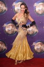 KATYA JONES at Strictly Come Dancing 2017 Launch in London 08/28/2017
