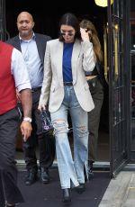 KEDNALL JENNER Arrves at Tom Ford Fashion Show at New York Fashion Week 09/06/2017