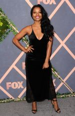 KEESHA SHARP at Fox Fall Premiere Party Celebration in Los Angeles 09/25/2017
