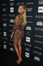 KELLY ROHRBACH at Harper's Bazaar Icons Party in New York 09/08/2017