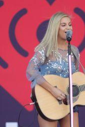 KELSEA BALLERINI Performs at Iheartradio Music Festival in Las Vegas 09/23/2017