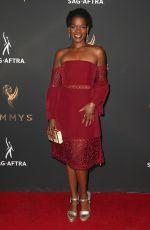 KELSEY SCOTT at Dynamic & Diverse Emmy Reception in Los Angeles 09/12/2017
