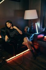 KENDALL and KYLIE JENNER for Kendall+Kylie Dropthree Collection 2017
