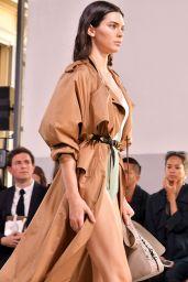 KENDALL JENNER at Bottega Veneta Fashion Show in Milan 09/23/2017