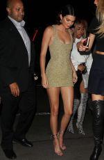 KENDALL JENNER at Kim Kardashian
