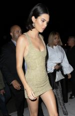 KENDALL JENNER at NYFW Mert and Marcus Book Launch Spring Summer 2018 09/07/2017