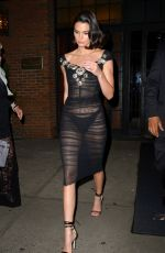 KENDALL JENNER Night Out in New York 09/08/2017
