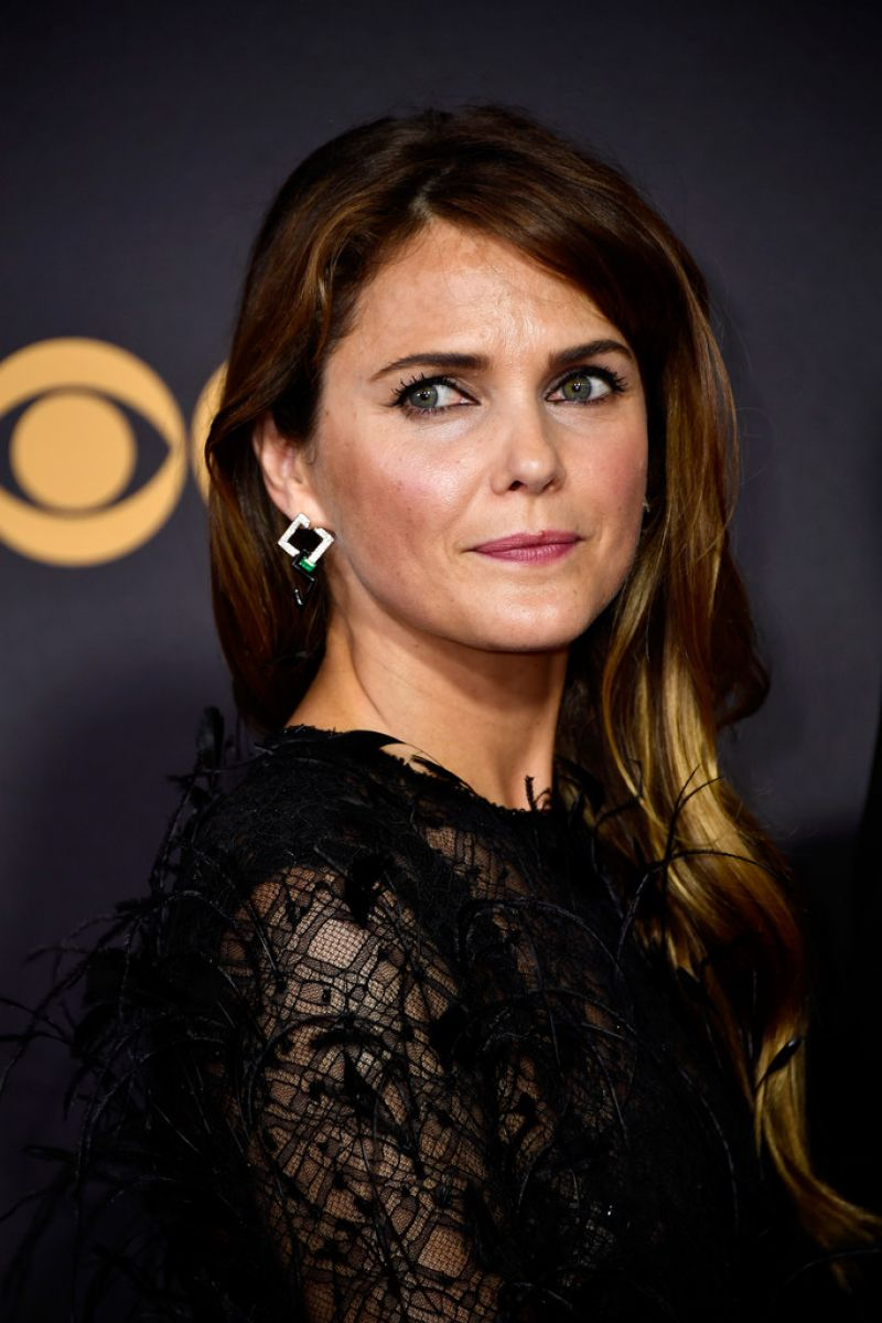 Keri Russell At 69th Annual Primetime Emmy Awards In Los