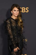 KERI RUSSELL at 69th Annual Primetime EMMY Awards in Los Angeles 09/17/2017