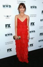 KERI RUSSELL at FX and Vanity Fair Emmy Celebration in Century City 09/16/2017