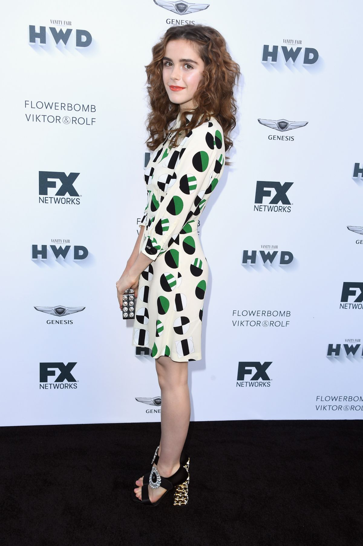 KIERNAN SHIPKA at FX and Vanity Fair Emmy Celebration in ...