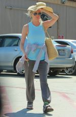 KIM BASINGER Heading to Pilates Class in Los Angeles 09/05/2017
