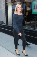 KIM DICKENS Out and About in New York 09/05/2017