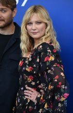 KIRSTEN DUNST at Woodshock Photocall at 74th Venice Iternational Film Festival 09/04/2017
