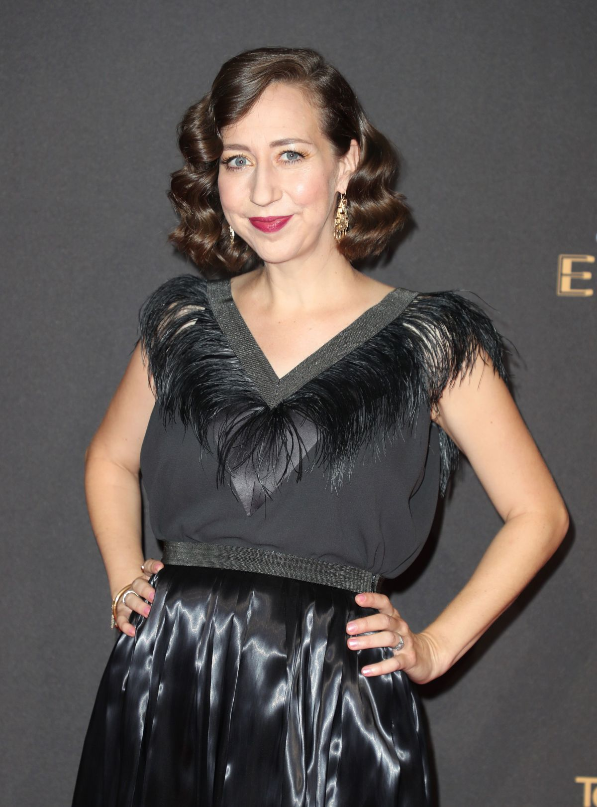 KRISTEN SCHAAL at Creative Arts Emmy Awards in Los Angeles 09/10/2017