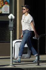 KRISTEN STEWART and STELLA MAXWELL Out Shopping in Los Angeles 09/25/2017