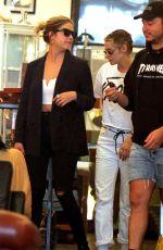 KRISTENS STEWART, STELLA MAXWELL and ASHLEY BENSON at an Antique Shop in New York 09/11/2017