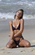 KRISTINA MENDOCA in Bikinis at a Photoshoot on Bondi Beach 09/05/2017
