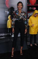 KYLIE BUNBURY at It Premiere in Los Angeles 09/05/2017