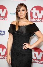 KYM MARSH at TV Choice Awards in London 09/04/2017