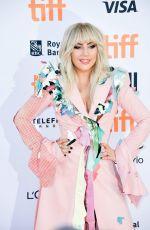 LADY GAGA at Gaga Five Foot Two Premiere at Toronto International Film Festival 09/08/2017