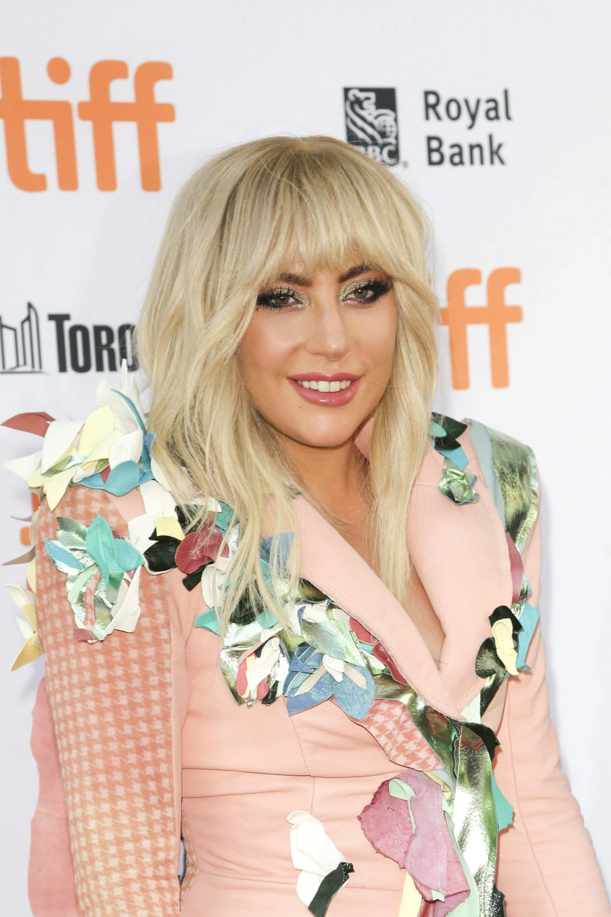LADY GAGA at Gaga Five Foot Two Premiere at Toronto