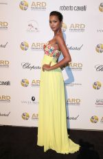 LAIS RIBEIRO at Ard Foundation's A Brazilian Night to Benefit Msk in New York 09/07/2017