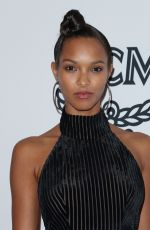 LAIS RIBEIRO at Daily Front Row's Fashion Media Awards in New York 09/08/2017