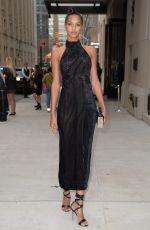 LAIS RIBEIRO at Daily Front Row's Fashion Media Awards in New York 09/08/2017