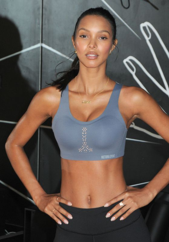 LAIS RIBEIRO at Train Like a Cictoria