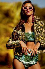 LAIS RIBEIRO for Vogue Magazine, Brazil September 2017