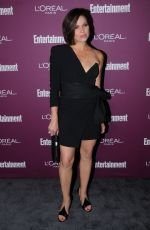 LANA PARRILLA at 2017 Entertainment Weekly Pre-emmy Party in West Hollywood 09/15/2017