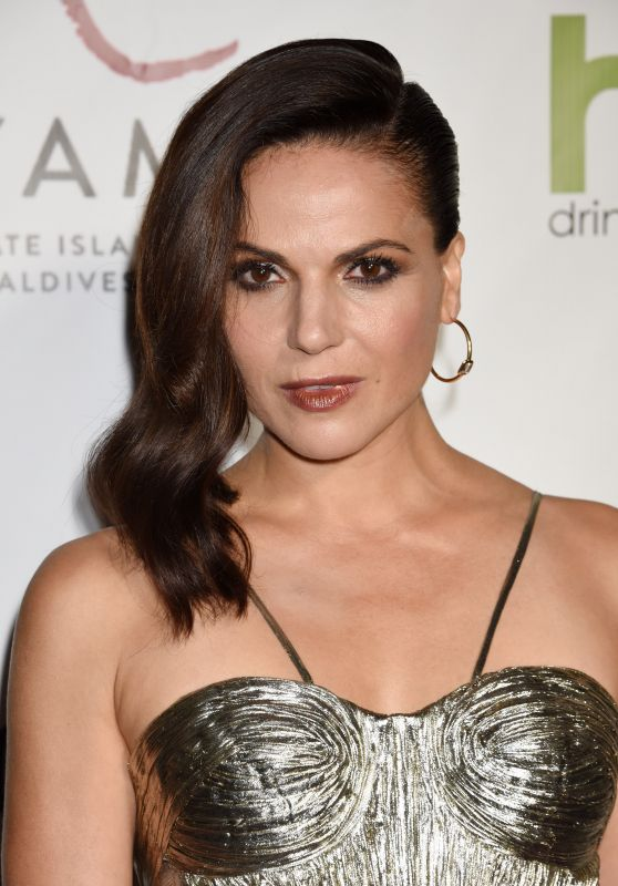 LANA PARRILLA at Face Forward 8th Annual Gala in Hollywood 09/23/2017