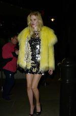 LARA STONE at Love Magazine x Miu Miu Party at London Fashion Week 09/18/2017
