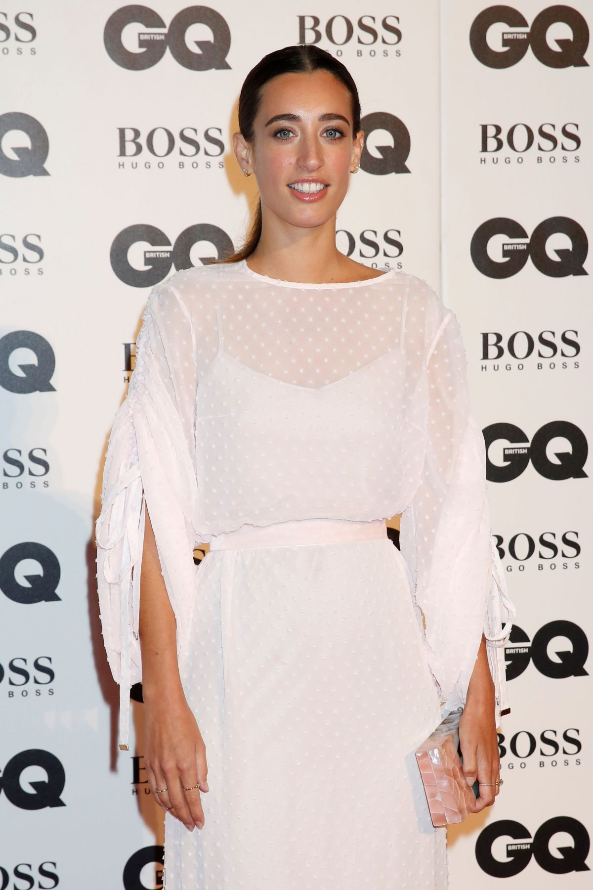 LAURA JACKSON at GQ Men of the Year Awards 2017 in London 09/05/2017