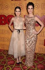 LAURA MARANO at HBO Post Emmy Awards Reception in Los Angeles 09/17/2017