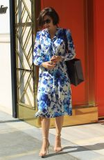 LAUREN COHAN Leaves Cartier on Rodeo Drive in Beverly Hills 09/15/2017
