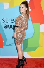 LAUREN GIRALDO at 2017 Streamy Awards in Beverly Hills 09/26/2017