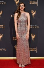 LAUREN LAPKUS at Creative Arts Emmy Awards in Los Angeles 09/10/2017