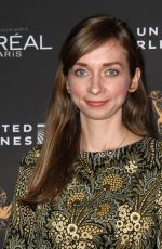 LAUREN LAPKUS at Television Academy 69th Emmy Performer Nominees Cocktail Reception in Beverly Hills 09/15/2017