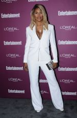 LAVERNE COX at 2017 Entertainment Weekly Pre-emmy Party in West Hollywood 09/15/2017