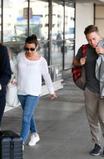 LEA MICHELE and Zandy Reich Out in Los Angeles 09/02/2017