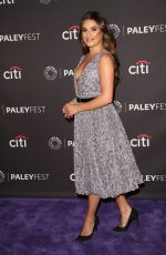 LEA MICHELE at The Mayor Red Arrivals at Paley Center for Media in Beverly Hills 09/09/2017