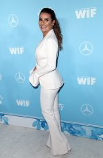 LEA MICHELE at Variety & Women in Film Pre-emmy Celebration in Los Angeles 09/15/2017