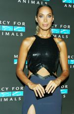 LEONA LEWIS at Mercy for Animals Annual Hidden Heroes Gala in Los Angeles 09/23/2017
