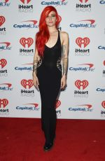 LIGHTS at iHeartRadio Music Festival in Las Vegas 09/23/2017
