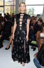 LILI REINHART at Christian Siriano Fashion Show at New York Fashion Week 09/09/2017