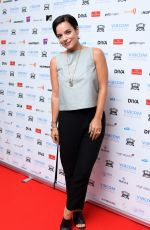LILY ALLEN at Diversity in Media Awards in London 09/15/2017