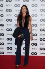 LILY FORTESCUE at GQ Men of the Year Awards 2017 in London 09/05/2017